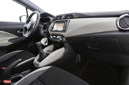 NISSAN Micra N-Connecta 0.9IG-T + GPS + AIRCO + CRUISE + PDC + CAMERA + ALU 16
