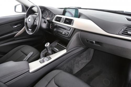 BMW 316 TOURING d + GPS + AIRCO + CRUISE + ALU 16