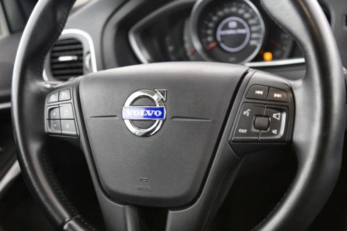 VOLVO V40 KINETIC 1.6D2 POWERSHIFT + A/T + GPS + AIRCO + CRUISE + PDC + ALU 16