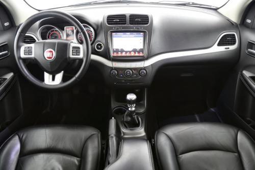 FIAT Freemont LOUNGE 2.0 MULTIJET + GPS + LEDER + CAMERA + PDC + TREKHAAK + ALU 19 + 7 PL.