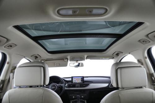AUDI A6 Avant ULTRA 2.0 TDI + A/T + GPS + LEDER + CRUISE + PDC + CAMERA + TREKHAAK + PANO DAK + ALU 17