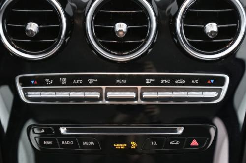 MERCEDES-BENZ C 220 BLUETEC 7G-TRONIC + GPS + LEDER + CRUISE + PDC + ALU 17 + TREKHAAK