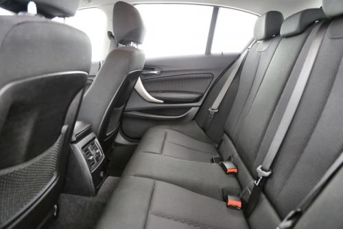 BMW 118 d + GPS + AIRCO + CRUISE + PDC + ALU 16