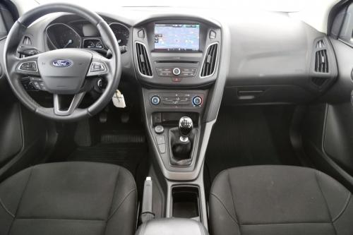 FORD Focus CLIPPER BUSINESS 1.5 TDCI + GPS + AIRCO + CRUISE + PDC + ALU 16