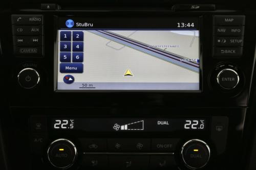 NISSAN Qashqai N-CONNECTA 1.5dCI + GPS  + AIRCO + CRUISE + PDC + CAMERA + ALU 18