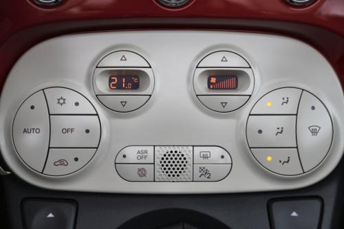 FIAT 500C CULT 1.3 MULTIJET  CABRIO + LEDER + AIRCO + PDC + ALU 16