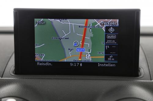 AUDI A3 SPORTBACK AMBIENTE 1.6 TDI + GPS + AIRCO + CRUISE + PDC + ALU 16