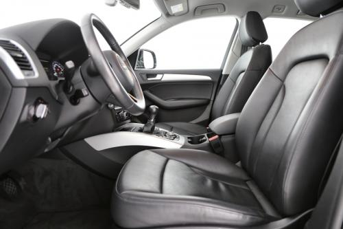 AUDI Q5 ULTRA 2.0 TDI  + GPS + LEDER + AIRCO + CRUISE + PDC + ALU17 + XENON