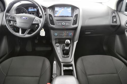FORD Focus Business Edition 1.6 TDCI + GPS + AIRCO + CRUISE + PDC