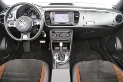 VOLKSWAGEN Beetle 1.2 TSI Cabrio + A/T + GPS + AIRCO + CRUISE + PDC + ALU 18