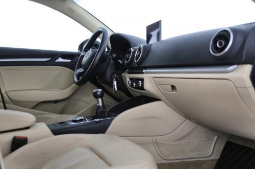 AUDI A3 Attraction 1.6 TDI Ultra + GPS + LEDER + AIRCO + CRUISE + PDC + ALU 16