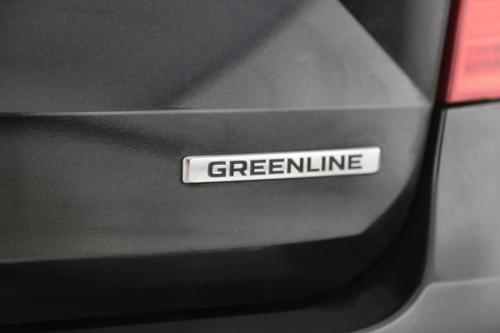 SKODA Superb Combi Elegeance Greenline 1.6 TDI + GPS + LEDER + CRUISE + PANO NDAK + PDC + XENON