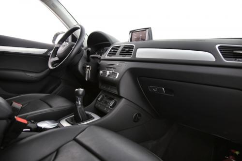 AUDI Q3 2.0 TDI + GPS + LEDER + CRUISE + PDC + TREKHAAK + PANO DAK + ALU