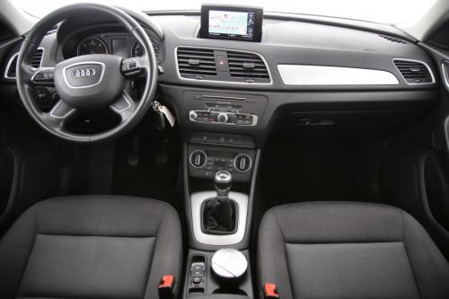 AUDI Q3 2.0TDI + GPS + AIRCO + CRUISE + PDC