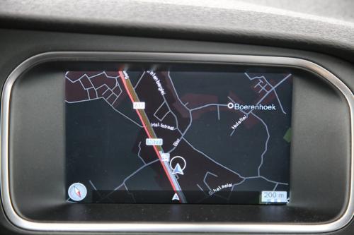 VOLVO V40 Base 1.6D2 + GPS + LEDER + AIRCO + CRUISE + PDC + TREKHAAK + ALU