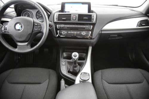 BMW 116 Efficient Dynamics d + GPS + AIRCO + CRUISE + PDC + ALU 16