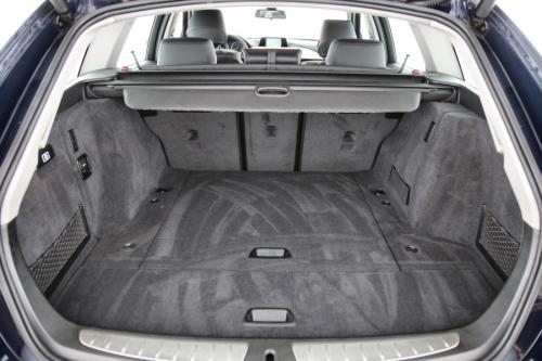 BMW 316 Touring dA + GPS + LEDER + AIRCO + CRUISE + PDC + ALU 16