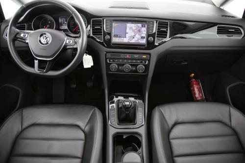 VOLKSWAGEN Golf Sportsvan Highline 2.0 TDI + GPS + LEDER + CRUISE + PDC + CAMERA + PANO DAK + ALU 16 + XENON