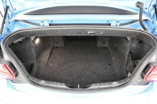 BMW 218 Sport Cabrio i + GPS + AIRCO + CRUISE + PDC + ALU 17