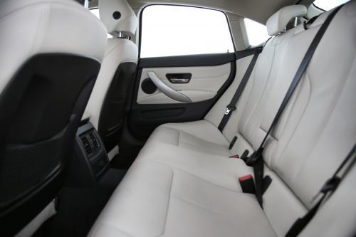 BMW 418 Graan Coupe dA + GPS + LEDER + CRUISE + PDC + CAMERA + ALU 17 + TREKHAAK + XENON