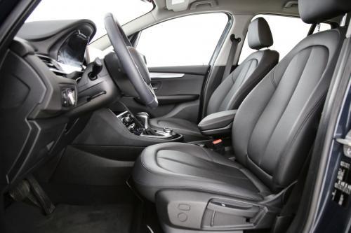 BMW 218 Gran Tourer iA + GPS + LEDER + AIRCO + CRUISE + PDC + ALU 17 + XENON