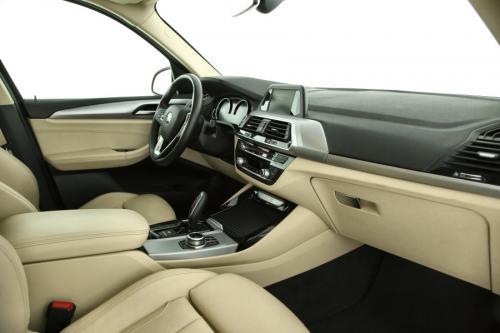 BMW X3 xDrive 20dA + GPS + LEDER + AIRCO + CRUISE + PDC + ALU 18