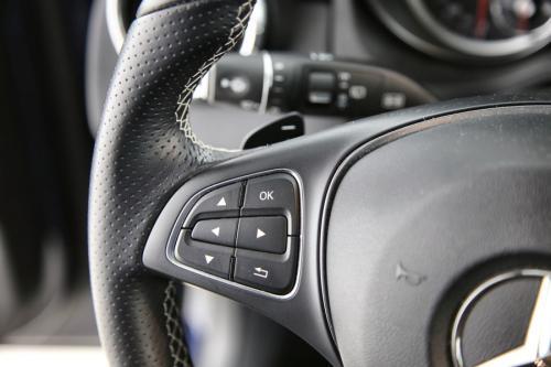 MERCEDES-BENZ CLA 200 Shooting Brake Business Solution d 7GDCT + GPS + AIRCO + CRUISE + CAMERA + ALU 17