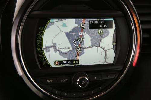 MINI One D 1.5d + GPS + AIRCO + alu