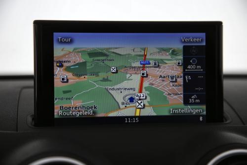 AUDI A3 Attracton 1.6 TDI + GPS + AIRCO + CRUISE + PDC + ALU 16