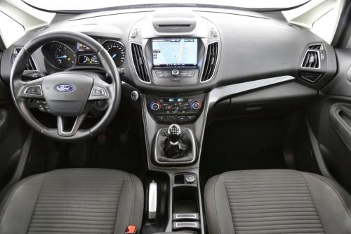 FORD Grand C-Max Business Edition 1.5 TDCI + GPS + AIRCO + CRUISE + PDC + ALU 16 + TREKHAAK