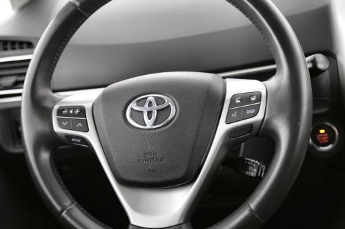 TOYOTA Verso Premium 1.6D-4D + GPS + AIRCO + CRUISE + PDC + CAMERA + ALU 17 + PANO DAK + TREKHAAK