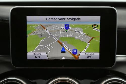 MERCEDES-BENZ C 220 AMG-Line d BlueTEC + GPS + LEDER + AIRCO + CRUISE + PDC + ALU 18
