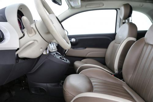 FIAT 500C Lounge 0.9 TwinAir + A/T + GPS + LEDER + AIRCO + PDC + ALU