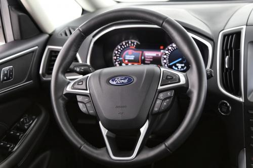 FORD Galaxy Business Class 2.0 TDCI + GPS + LEDER + AIRCO + CRUISE + PDC + ALU 17 + 7 PL.
