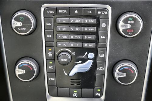 VOLVO V60 Cross Country Kinetic 2.0D3 + GPS + LEDER + AIRCO + CRUISE + PDC + CAMERA + ALU 16