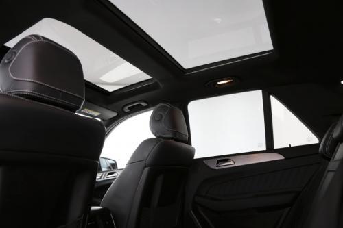 MERCEDES-BENZ GLE 500  i  4Matic 7G-Tronic  Hybrid + GPS + LEDER + AIRCO + CRUISE + PDC + CAMERA + ALU 20 + PANO DAK + TREKHAAK