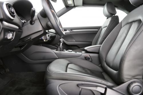 AUDI A3 Cabrio Attraction 1.6 TDI + GPS + LEDER + AIRCO + ALU