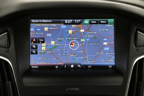 FORD Focus Business Class 1.0i EcoBoost + GPS + AIRCO + CRUISE + PDC