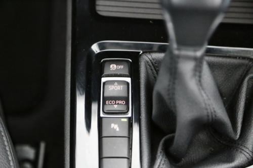 BMW X1 sDrive dA + GPS + LEDER + AIRCO + CRUISE + PDC + ALU + TREKHAAK