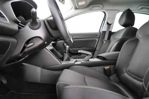 RENAULT Megane Limited 1.5dci + GPS + AIRCO + CRUISE + PDC + ALU 16 + XENON