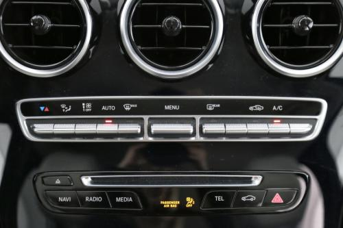 MERCEDES-BENZ C 180 Break Avantgarde d 7G-Tronic + GPS + AIRCO + CRUISE + PDC + ALU 16 + TREKHAAK