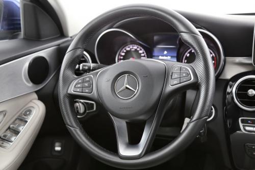 MERCEDES-BENZ C 200 Avantgarde i + GPS + AIRCO + CRUISE + PDC + CAMERA + ALU 17