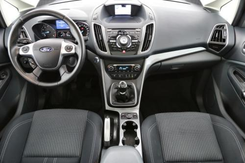 FORD C-Max Titanium Style 1.0  EcoBoost + GPS + CAMERA + PDC + PANO DAK + ALU 16