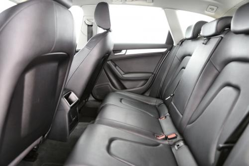 AUDI A4 Avant 2.0 TDI + GPS + LEDRE + AIRCO + CRUISE + PDC + ALU 16 + XENON