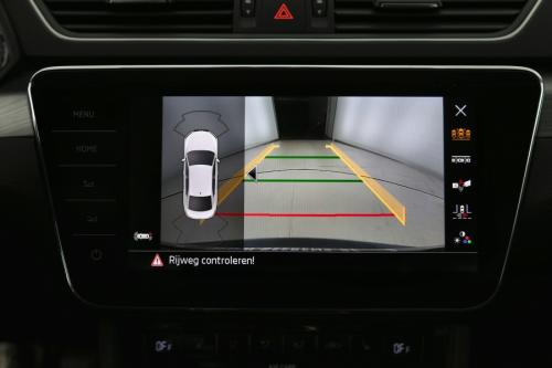 SKODA Superb Style 1.6 TDI + GPS + AIRCO + CRUISE + PDC + CAMERA + PANO DAK + ALU 17