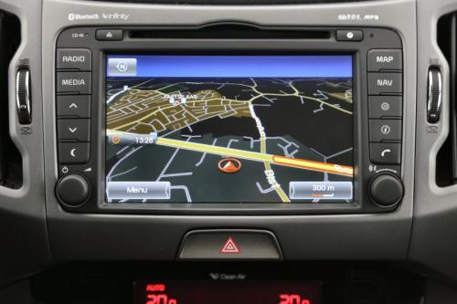 KIA Sportage World Edition 1.7 CRDI  2WD + GPS + LEDRE + CAMERA + PDC + CRUISE + ALU 17