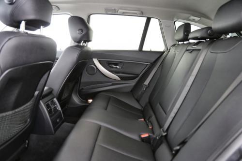 BMW 318 Touring d + GPS + LEDER + CRUISE + PDC + ALU 17