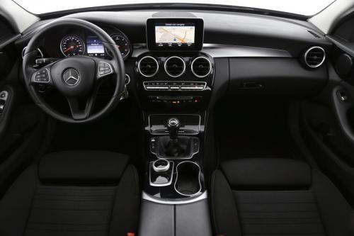 MERCEDES-BENZ C 180 Exclusive d + GPS + PDC + CRUISE + AIRCO + ALU 17
