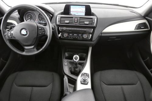 BMW 116 Efficient Dynamics d + GPS + PDC + CRUISE + AIRCO + ALU 16