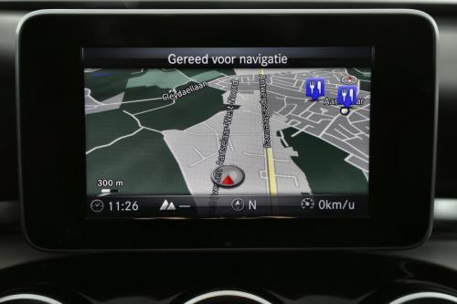 MERCEDES-BENZ C 180 Break dA 7G-Tronic + GPS + PDC + CRUISE + AIRCO + ALU 16